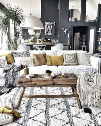 Shabby Chic Living Room Design For Your Home 46