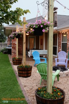 Simple Diy Backyard Landscaping Ideas On A Budget 41