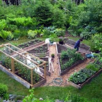 Smart Garden Design Ideas For Front Your House 17