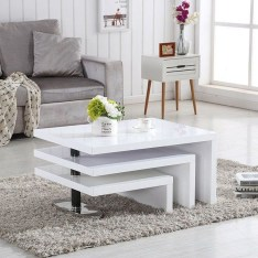Stunning Coffee Tables Design Ideas 51