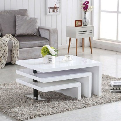 Stunning Coffee Tables Design Ideas 51