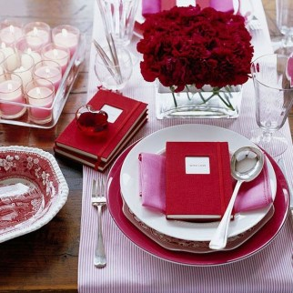 Stunning Red Home Decor Ideas For Valentines Day 06