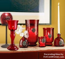 Stunning Red Home Decor Ideas For Valentines Day 21