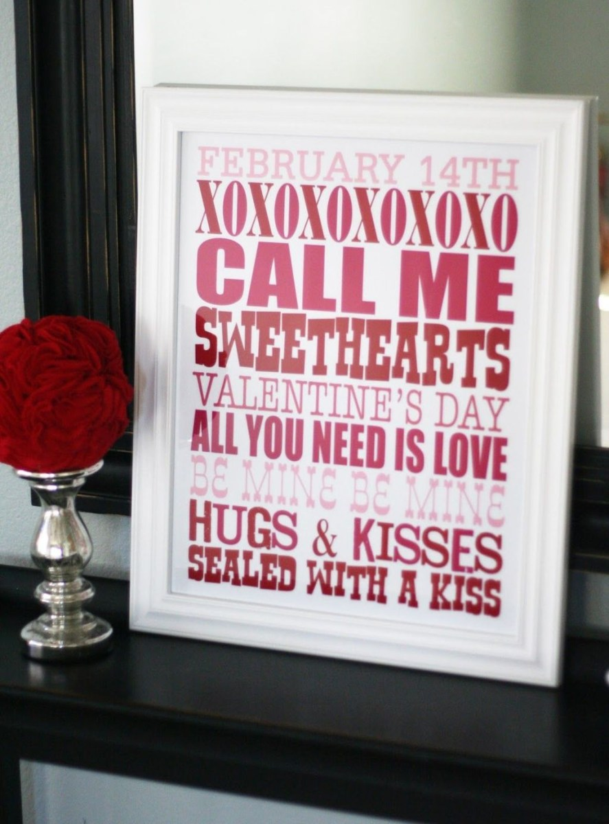 Stunning Red Home Decor Ideas For Valentines Day 47