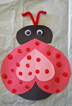 Unique Valentine'S Day Crafts Ideas For Kids 27
