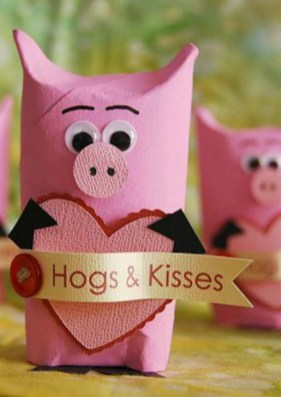 Unique Valentine'S Day Crafts Ideas For Kids 32