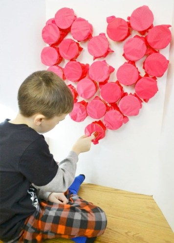 Unique Valentine'S Day Crafts Ideas For Kids 44
