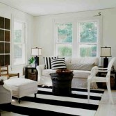 Affordable Apartment Living Room Design Ideas With Black And White Style 26