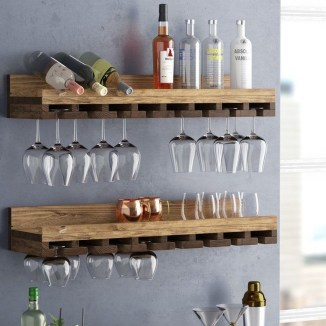 Amazing Corner Shelves Design Ideas 06