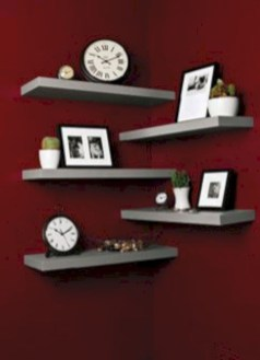Amazing Corner Shelves Design Ideas 11