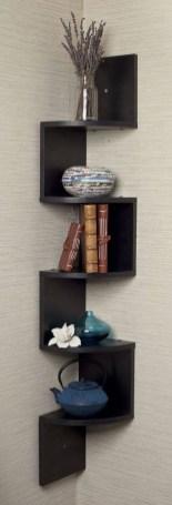 Amazing Corner Shelves Design Ideas 16