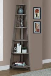 Amazing Corner Shelves Design Ideas 18