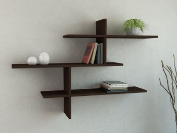 Amazing Corner Shelves Design Ideas 23