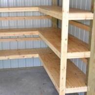 Amazing Corner Shelves Design Ideas 24