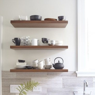 Amazing Corner Shelves Design Ideas 26