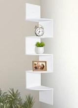 Amazing Corner Shelves Design Ideas 30