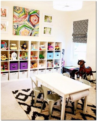Captivating Diy Modern Play Room Ideas For Children 09