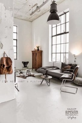 Charming Industrial Lighting Design Ideas For Home 25