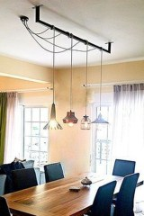 Charming Industrial Lighting Design Ideas For Home 28