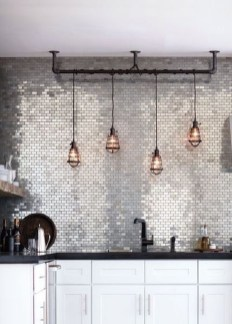 Charming Industrial Lighting Design Ideas For Home 38