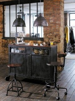 Charming Industrial Lighting Design Ideas For Home 39