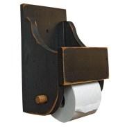 Comfy Farmhouse Wooden Bathroom Design Ideas 04