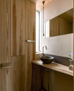 Comfy Traditional Bathroom Design Ideas With Japanese Style 41