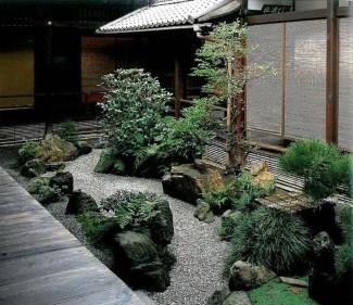 Cute Japanese Garden Design Ideas 09