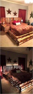 Elegant Diy Pallet Furniture Design Ideas 01