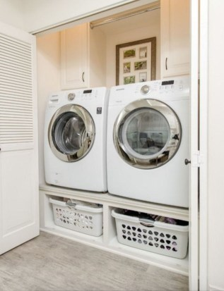 Enjoying Laundry Room Ideas For Small Space 16