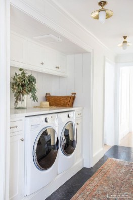 Enjoying Laundry Room Ideas For Small Space 24