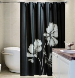 Fancy Shower Curtain Ideas 10