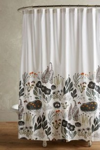 Fancy Shower Curtain Ideas 20