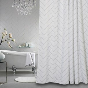 Fancy Shower Curtain Ideas 21