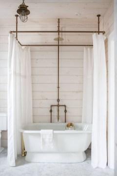 Fancy Shower Curtain Ideas 27