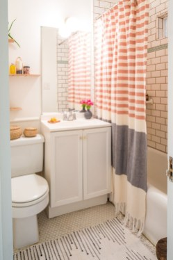 Fancy Shower Curtain Ideas 35
