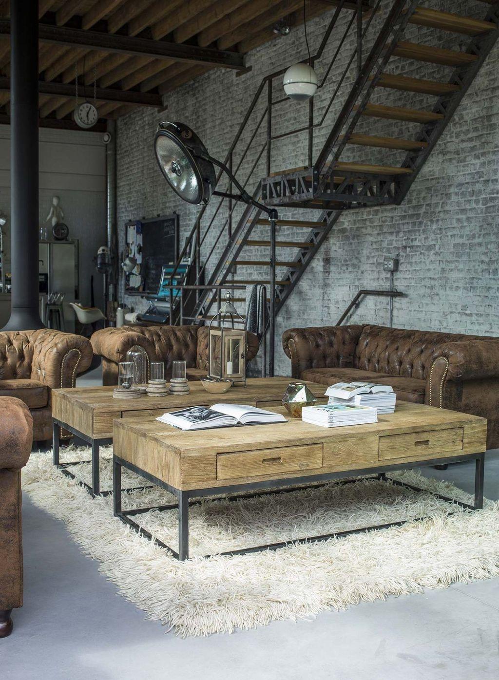 Fantastic Industrial Bedroom Design Ideas 09