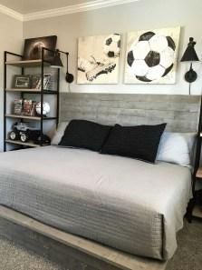 Fantastic Industrial Bedroom Design Ideas 12