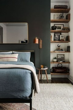 Fantastic Industrial Bedroom Design Ideas 33