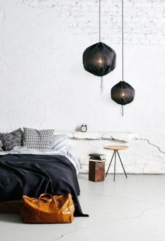 Fantastic Industrial Bedroom Design Ideas 42