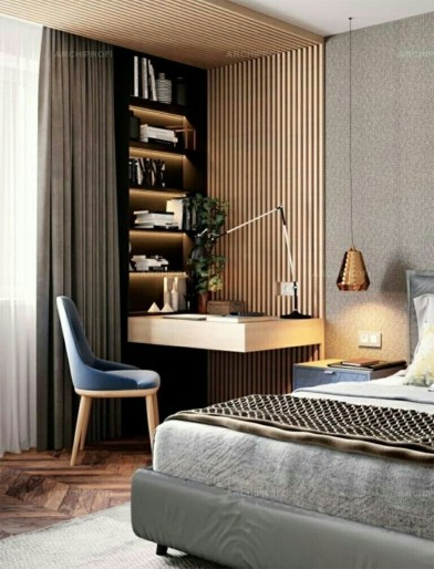 Fantastic Industrial Bedroom Design Ideas 52