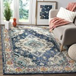 Fascinating Colorful Rug Designs Ideas For Living Room 43