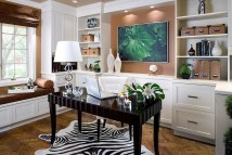 Gorgeous Industrial Table Design Ideas For Home Office 06