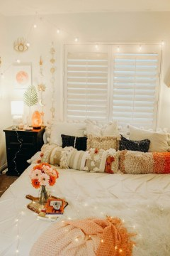 Lovely Boho Bedroom Decor Ideas 10