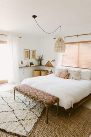 Lovely Boho Bedroom Decor Ideas 19