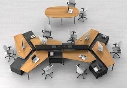 Magnificient Industrial Office Design Ideas 13