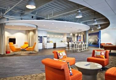 Magnificient Industrial Office Design Ideas 15