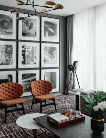 Magnificient Industrial Office Design Ideas 45