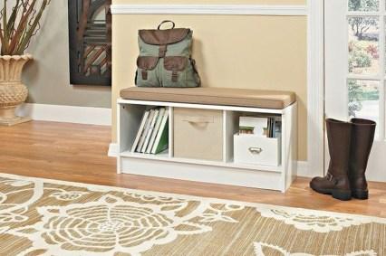Minimalist Tiny Apartment Shoe Storage Design Ideas 31