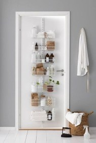 Minimalist Tiny Apartment Shoe Storage Design Ideas 35
